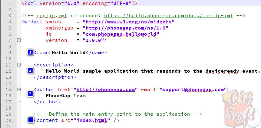 Convert Responsive Websites Into App 5