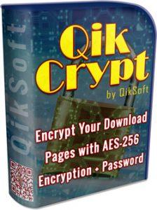 qikcrypt software