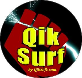 Free Flash Browser - QikSurf 1