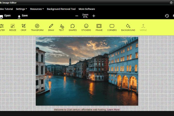 free image editor